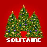 Tri Xmas Tree Solitaire
