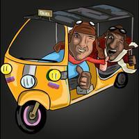 Reckless Rickshaw