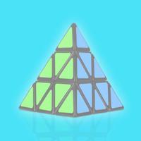 Pyraminx Solver App