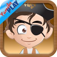 Pirate Jigsaw Puzzles: Puzzle Game for Kids