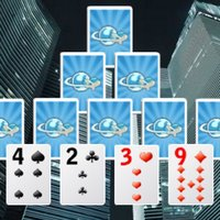 Master card-this simple and fun game of Solitaire