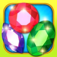 A Diamond Jewel Free - Crazy Gem Popper Game