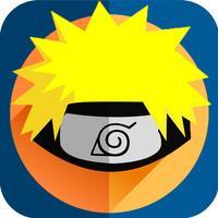 Naruto Edition Camera : Ninja Hair Fan Art Manga Sticker