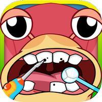 Snail Dentist : Fun Baby Games