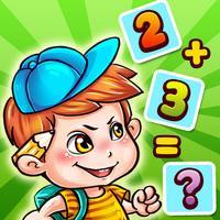 Hiệp Sĩ Toán - giúp trẻ tự học toán lớp 1, 2, 3