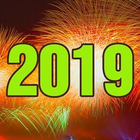 2019 - Happy New Year Cards