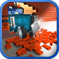 Tap to save the truck – Drive your diesel trailer and eliminate the road blocks