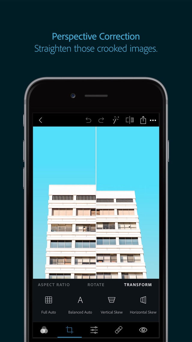 Photoshop Express:Photo Editor App for iPhone - Free