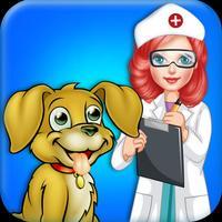 Fluffy Pets Vet Doctor Care 2