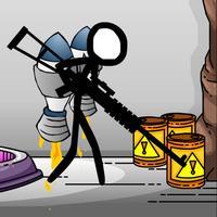 Stickman Kill in Lab