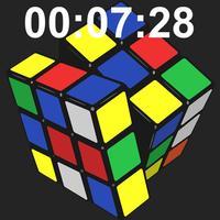 Cube Timer & Scrambler