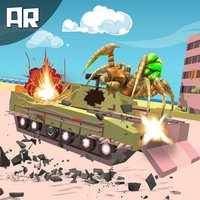 Spider Simulator Adventure:AR