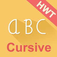 Cursive Writing HWT Style