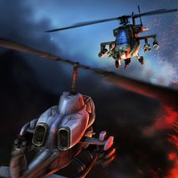 Helicopter Air Attack - #1 Military Helicopters Fighting and Shooting Game Free