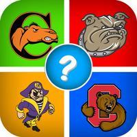 """ NCAA edition"" Logo Quiz - Guess the American Collegue & University Team"