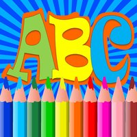 ABC Alphabets Coloring BookPages Free Kids Toddler
