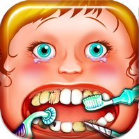 Dentist Baby Games For Girls - mommy's crazy doctor office & little kids teeth