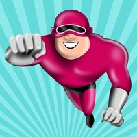 Super Hero - Jumping Adventure