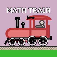 Math Learning Train (full ver)