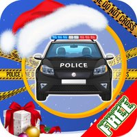 Free Hidden Objects:Real Christmas Crime Scene