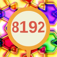 8192 Best Number Logic Puzzle for Geeks and Family