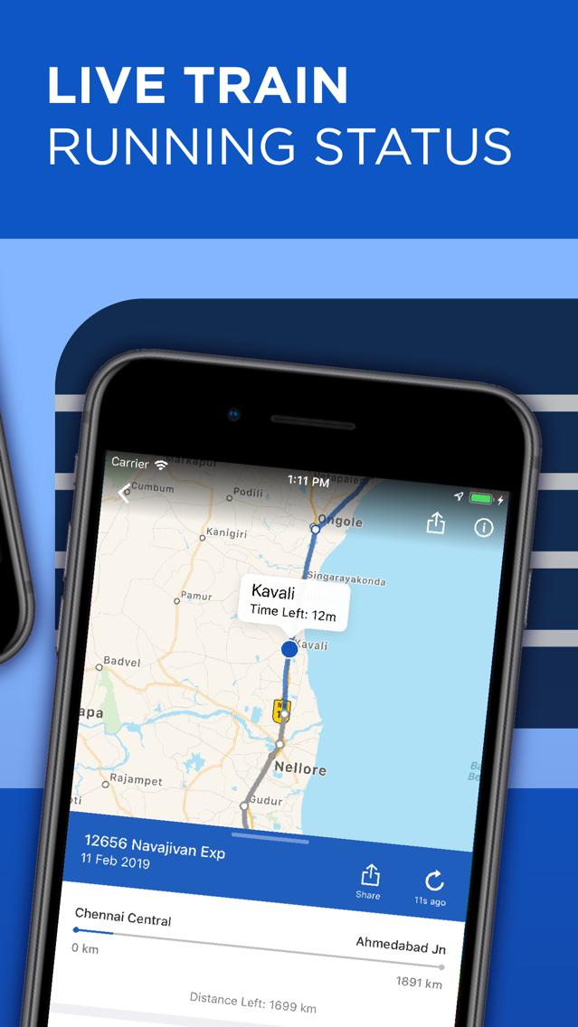 ixigo: IRCTC Rail, Bus Booking App for iPhone - Free