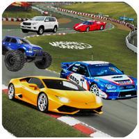 Off Road Car Racing - Shooting Car