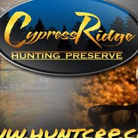 Cypress Ridge Hunting
