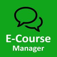 E-Course Manager