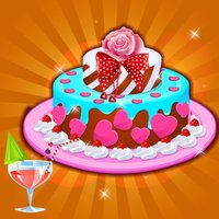 Cooking Ice Cream Cake