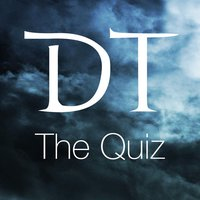 DT - The Quiz!