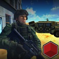 Jonty Commando:Desert Mission Reloaded 3D