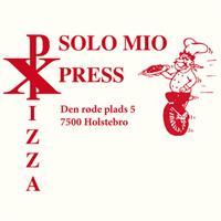 Pizza Sole Mio Holstebro