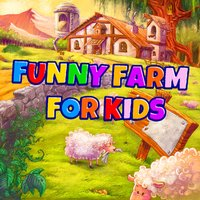 Farm with Sheep Learning Game for Kids