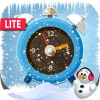 Frozen & Winter Frames Design for Clock