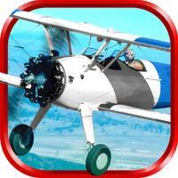 Daredevil City Stunt Flying-flight simulator