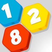 2048中文道具版 - 全新六边形玩法