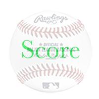 Scoreboard for Baseball