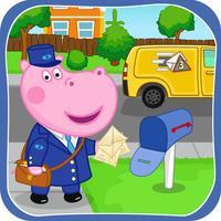 Kids post office: Postman