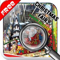 Christmas Mystery Fair Hidden Objects