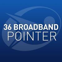 36 Broadband Pointer