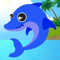 Fish Sea Animals Puzzle Fun Match 3 Games Relax