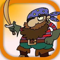 Turutu Crazyfingers Pirates