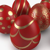 Easter Eggs - Jigsaw Puzzle