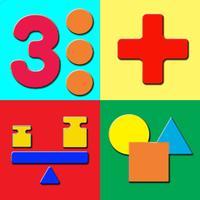 Kindergarten Numbers to Math Readiness Fun Games