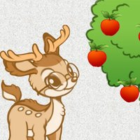 Little Deer and the Apple Tree