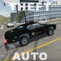 Gang Theft Auto traffic driver