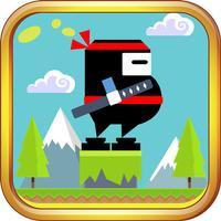 Ninja Spring Jump
