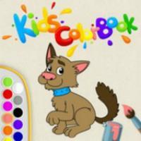 Kids coloring book - Animals version