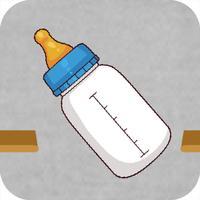 Baby Bottle Challenge - Water Bottle Flip